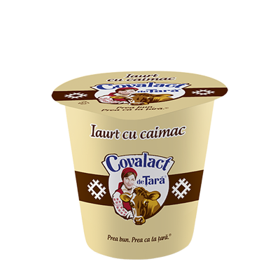 Iaurt cu Caimac