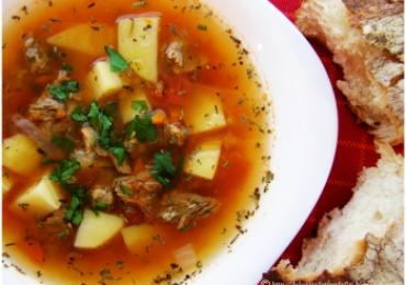 Joghurtos-disznó leves