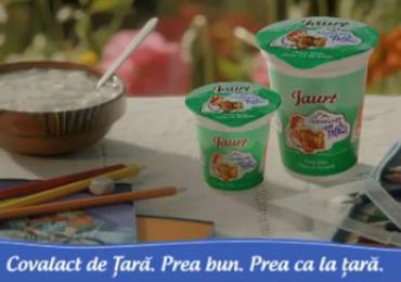 Natúr joghurt reklámfilm