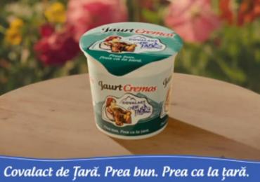 Covalact de Țară Krémes Joghurt reklámfilm