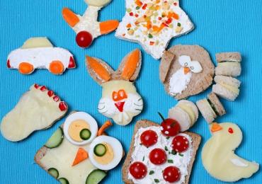 Sandviciuri haioase pentru copii