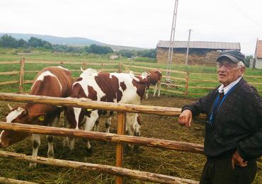 Un decan de vârstă pentru fermieri, un exemplu pentru noi toți