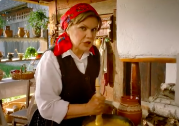 Spot video Brânză Făgăraș Covalact de Țară