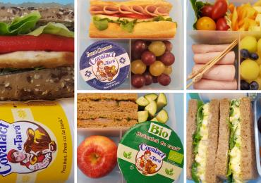 5 idei de pachetel pentru scoala cu lactate Covalact de Tara – Cutiuta cu bunatati la alegere: