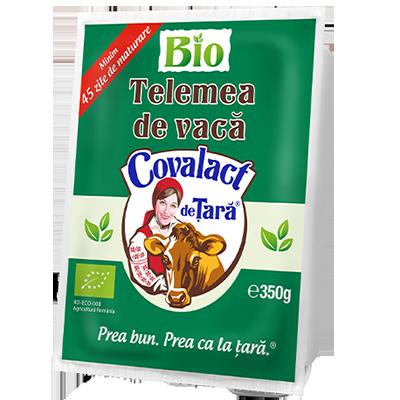 Telemea de vacă Bio 350g