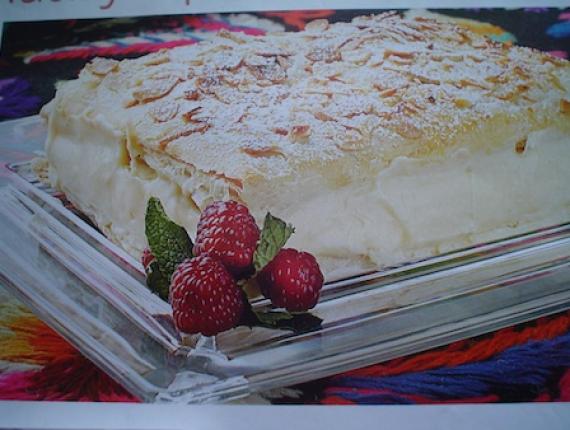 Plăcintă cu bulgaraşi de brânză