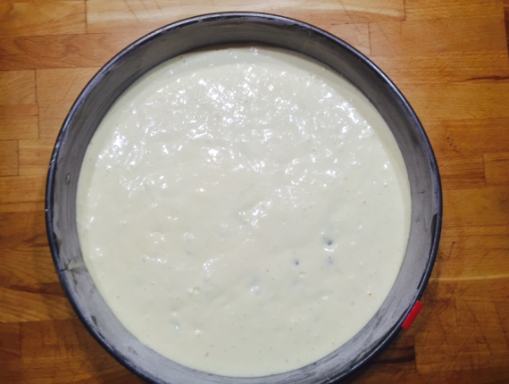 Pască gustoasă fără aluat, cu brânză grasă de vaci Covalact de Țară