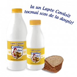 Lapte Covăsit Covalact de Țară